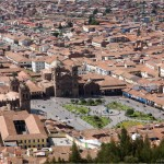 Cuzco , Plaza de armas