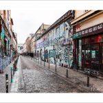 Rue Desnoyer , Paris XXeme