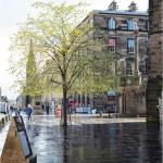 Edinburgh , Scotland - High Street