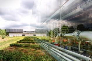Méry-sur-Oise : Usine de traitement des eaux