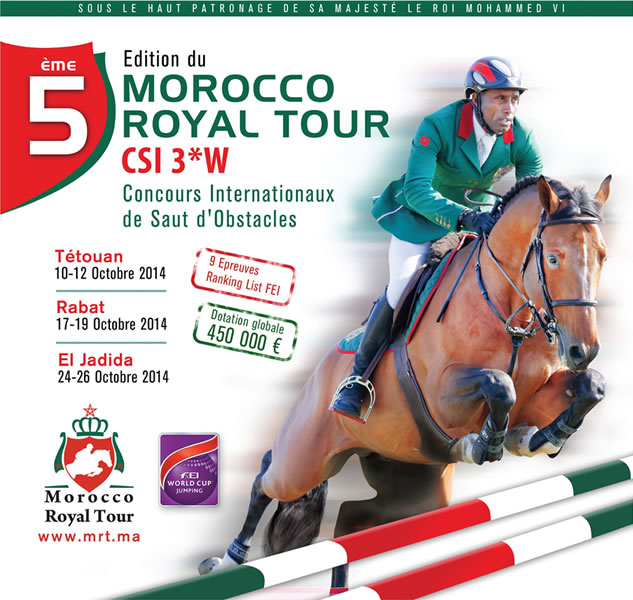 Morocco Royal Tour