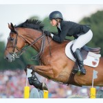 Show Jumping : Beezie Madden (USA) & Simon