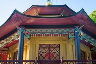 L'isle Adam - Pavillon Chinois