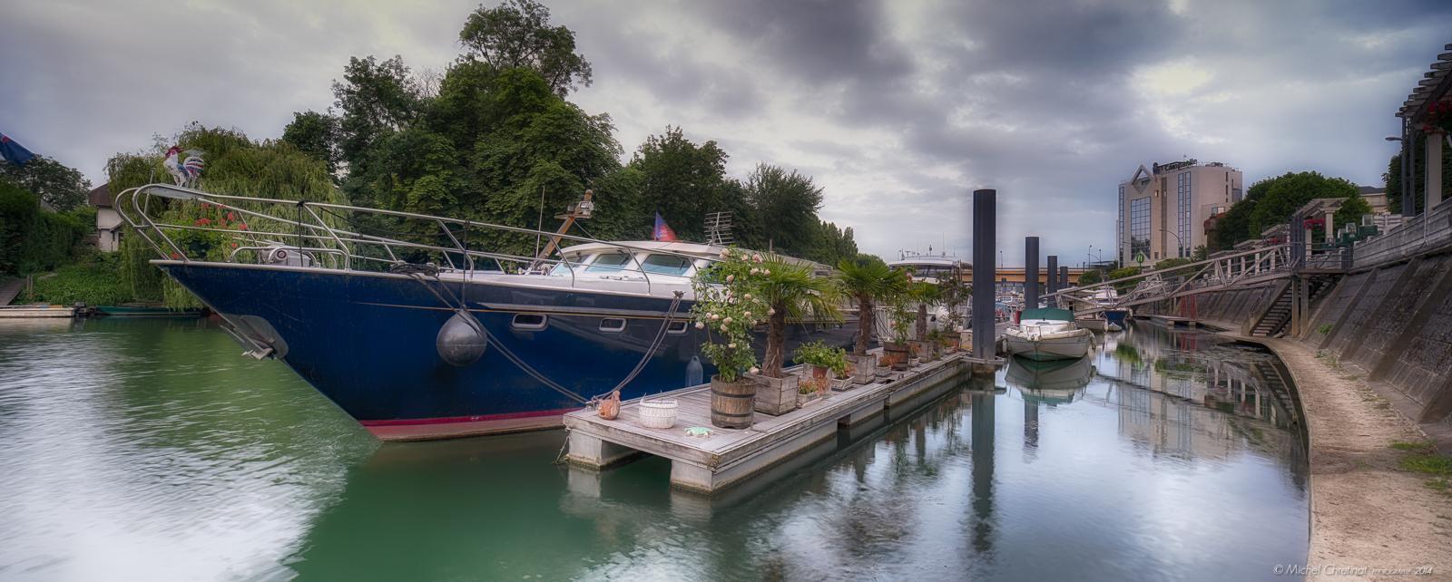 Banque populaire michel chretinat photography - Port de nogent sur marne ...